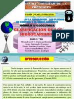 Geoquimica- Los Hidrocarburos