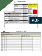 5s Audit Checklist.69235402