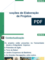 Senai Projetos Apresentação