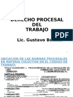 DERECHO PROCESAL LABORAL COLECTIVO.para 1er Parcial-1 4to Envio Version Final