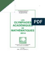 Olympiades 2014