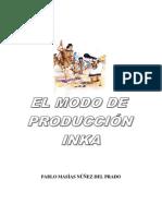 Pablo Masias Nuñez - El Modo de Produccion Inka