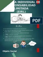EMPRESA INDIVIDUAL DE RESPONSABILIDAD LIMITADA.pptx