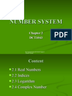 Chapter2 Number System