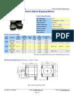 57 Hs Data Sheet
