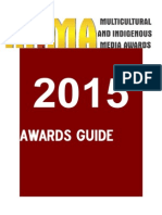 2015 MULTICULTURAL  INDIGENOUS MEDIA AWARDS - Awards Guide.docx LOUAY.docx