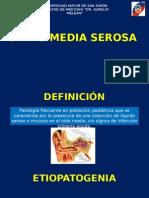 Otitis Media Serosa y Fracturas Del Peñasco