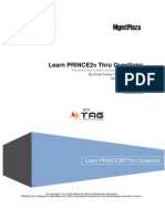 Learn PRINCE2 ThruQuestions