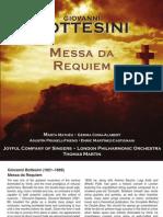 Album Booklet - Bottesini g Messa Da Requiem (Math