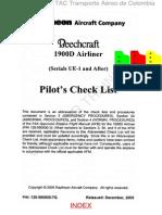 B1900D Check Lists PRO Lite Vr1.1