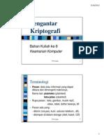 pengantarkriptografi