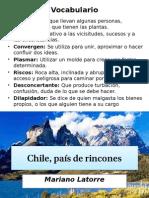 Chile, País de Rincones.