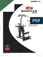 Bowflex Manual XceedTM Home Gym