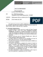 Informe Activi. No 005-2010