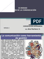 Gestion de La Comunicacion