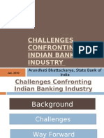 Challenges of Indian Banking 3