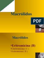 6 Macrolidos 25 is 12