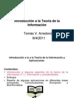 Introduccion a La Teoria de La Informacion