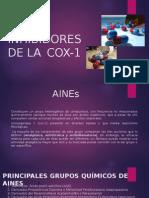INHIBIDORES DE LA cox 1.pptx