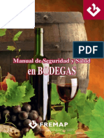Manual de Seguridad en Bodegas
