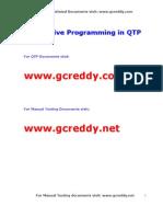 Descriptive Programming