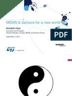 Mems Sensors for a New World St 091514DL