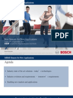 New Sensors for New Applications Bosch 091514DL