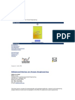 Advanced Series on Ocean Engineering