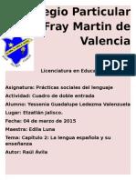 Capítulo 2_ Lengua y Cultura_Yessenia Guadalupe Ledezma Valenzuela