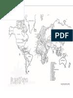 Geografía - Planisferio