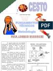 baloncesto fundamentos técnicos