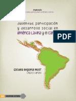 Juventud ,participación y desarrollo social en América Latina y el Caribe