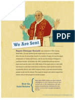 Pope John XXIII Lesson