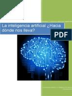 """Texto Académico """"Inteligencia Artificial"""""""