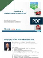 Broadband PLC