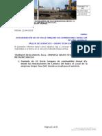 Inf Tec Restauración de 03 Tanques Cap 10000 Gl
