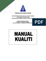 Manual Kualiti Spsk- Pengenalan