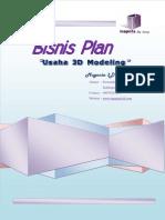 Bisnis Plan 3d Modeling