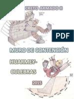 Trabajo de Campo_muro de Contencion_culebras