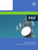 Durathon Telecom Battery Brochure