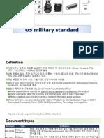 US Military Standard_변화