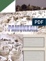 Pamukkale Es Una de Las Maravillas Naturales