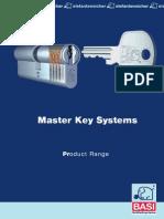 BASI MasterKeySystems 2008