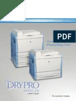 Drypro 832 Brochure