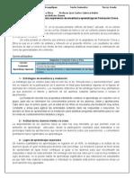 Informe de Practicas Formacion Civica y Etica