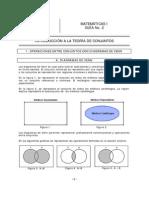 Operaciones y Diagrama de Venn