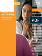 Healthcare 2015 and Care Delivery Final