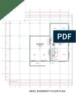 Mezz Basement Floor Plan