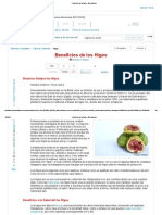 Beneficios de La Higos - Mercola