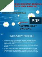 Banking Industry Analysis